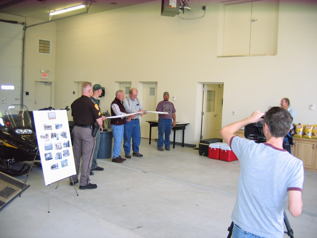 Ribbon Cutting By SAR Board Members